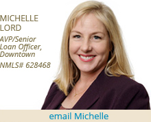 Loan Officer Michelle Lord